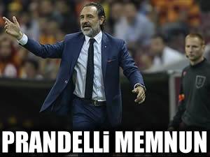 Cesare Prandelli memnun!