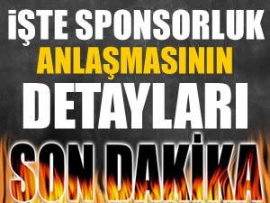 Galatasaray forma sponsorluğundan ne kadar kazanacak?