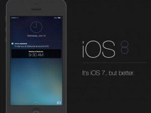 iOS 8 bugün kullanıcılarıyla buluşuyor