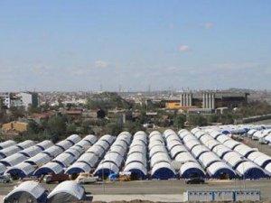 En büyük kurbanlık pazarı Sultangazi'de