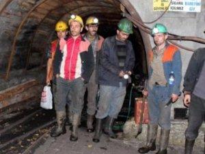 Madencilere kolaylık sağlayan çip takılacak!
