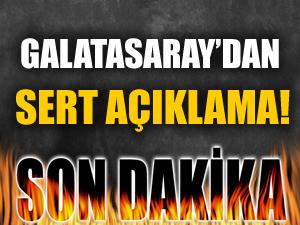 Galatasaray'dan sert açıklama geldi: Kirli oyun!