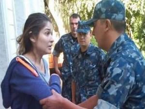 Devlet Başkanı'nın kızı ev hapsinde