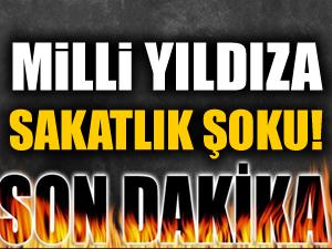 Cenk Akyol'a sakatlık şoku!