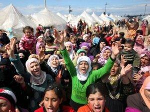 IŞİD'den kaçanlara geçiş izni çıktı
