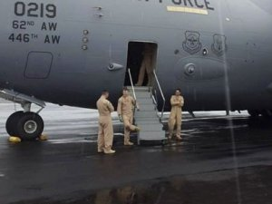Liberya'ya askeri destek