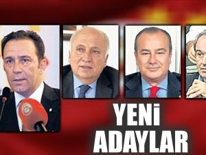 İşte Galatasaray'da yeni adaylar