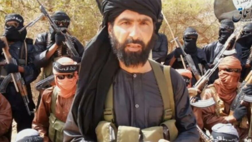 Fransa'dan IŞİD'e büyük darbe: Sahraaltı Afrika lideri Adnan Abou Walid al Sahraoui öldürüldü