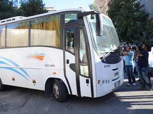 Serbest kalan 49 Türk Ankara'ya geliyor