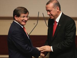Erdoğan ve Davutoğlu'ndan kafa karıştıran açıklama