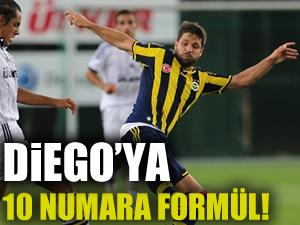 Diego'ya Kartal çözümü!