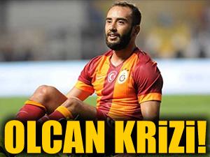 Galatasaray'da Olcan Adın krizi patlak verdi!