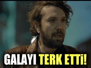 Halil Sezai kendi filminin galasını terk etti