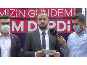 SP Gençlik Kolları'ndan 'yurt' açıklaması