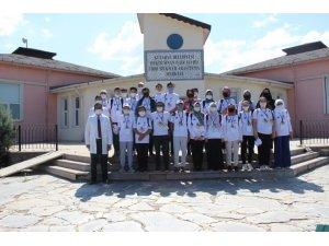 BİLSEM öğrencileri Hekim Sinan'da
