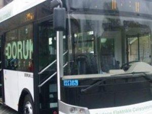 Müjde! İstanbul'a elektrikli otobüs geliyor