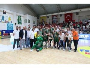 Frutti Extra Cup şampiyonu, Bursaspor