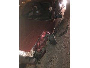 Zincirleme kaza: 1 yaralı
