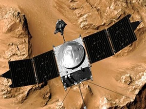 Mars'a yeni uzay aracı