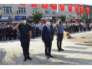 Gerze'de Gaziler Günü kutlandı
