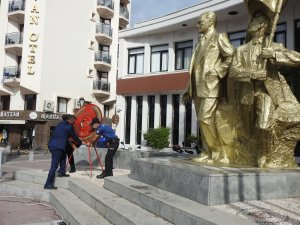 Gaziler Günü, Çeşme'de törenle kutlandı