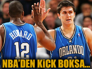 NBA'den kick boksa transfer...