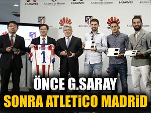 Önce Galatasaray, sonra Atletico Madrid