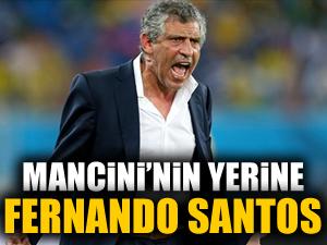 Portekiz'in yeni teknik direktörü Fernando Santos