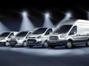 Ford Transt'in yenileri Hannover'de sergilendi