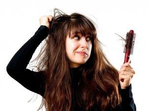 Saç dökülmesine engel olan 10 öneri!