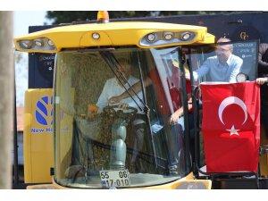 """Başkan Kılıç: """"Çiftçimizin yanında olmaya devam edeceğiz"""""""