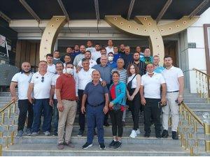 Balıkesir'de Güreş İstişare Toplantısı yapıldı