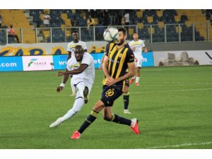 TFF 1. Lig: Ankaragücü: 2 - Menemenspor: 2