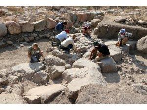 5 bin yıl öncesine hassas dokunuş, kazdıkça tarih çıkıyor