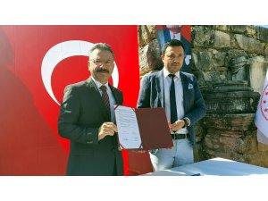 Aydın'da Valilikten kazı çalışmalarına büyük destek