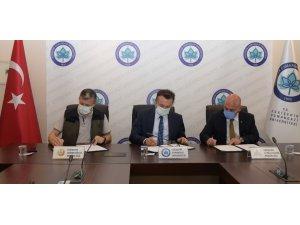 ESOGÜ'de Orman Bilim Parkı İşbirliği Protokolü imzalandı