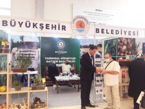 Tarım Fuarı'na Samsun Büyükşehir Belediyesi damgası