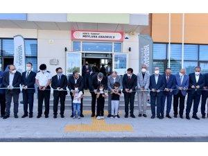 Karatay Belediyesi tarafından yapımı tamamlanan 2 anaokulu hizmete açıldı