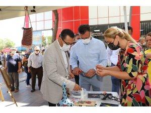 Alaşehir Halk Eğitimi Merkezi tanıtımı yapıldı