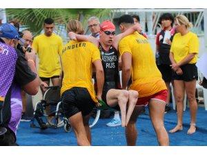 Alanya'da 30'uncu Triatlon heyecanı başladı