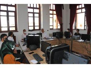 Akşehir Belediyesi Emlak Envanteri Veri Hazırlama ve Güncelleme çalışmalarını sürdürüyor