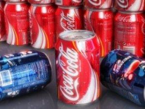 Coca Cola ve Pepsi kalorileri düşürmek için anlaştı!