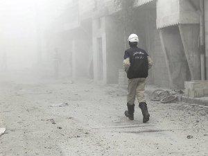 Suriye'de zehirli gazla saldırı iddiası