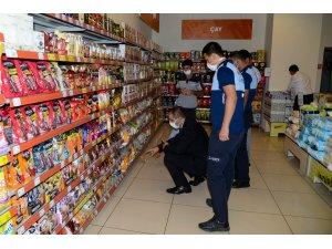 Diyarbakır Büyükşehir Belediyesinden haksız fiyat artışı denetimi