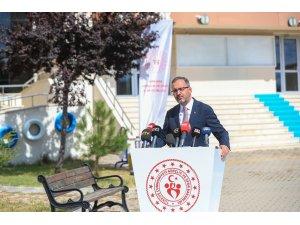 """Bakan Kasapoğlu: """"Türkiye, dünyanın en kapsamlı ve kapasitesi yüksek yurtlarına sahip"""""""