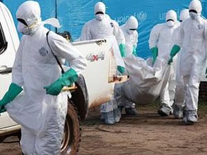 ABD: 1,4 milyon kişi Ebola'ya yakalanabilir