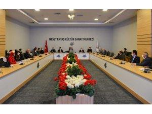 Kadına Yönelik Şiddetle Mücadele Toplantısı yapıldı