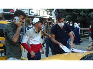 Van'da bıçaklı kavga: 2 yaralı