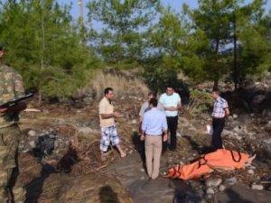 Hatay'da sel felaketi 2 ölü 4 kayıp