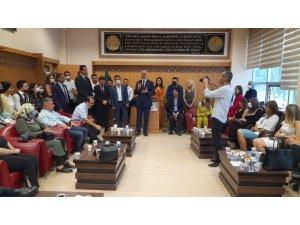 Adıyaman Baro Başkanı Bilal Doğan görevi devraldı